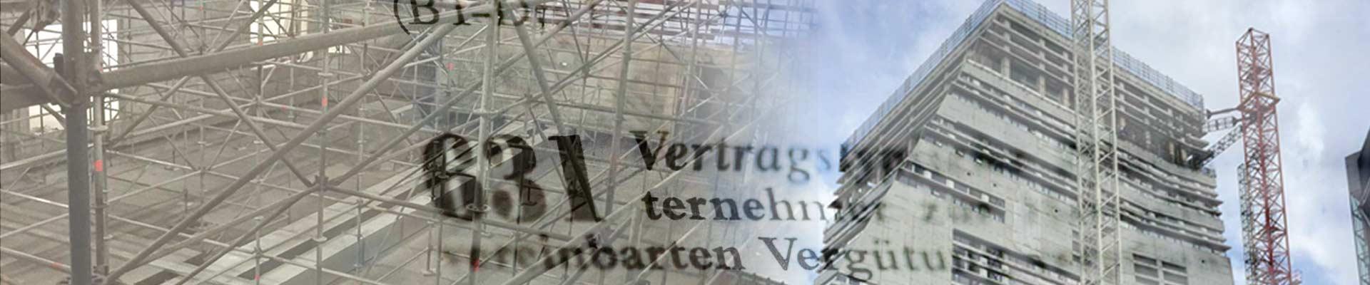 Baurecht und Architektenrecht Cover