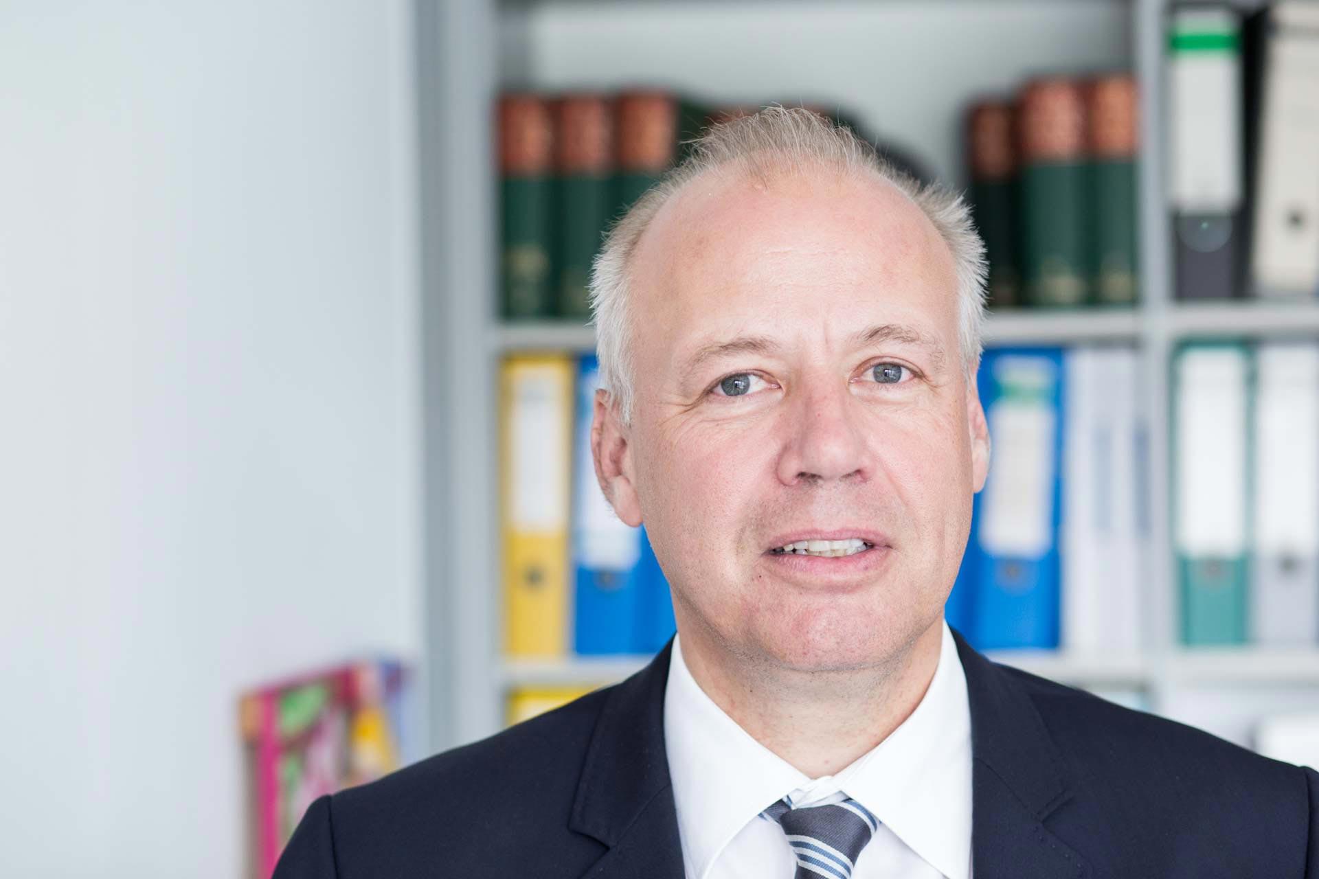 Portrait Dr. Andreas Vierhaus